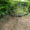 07.06.2013 - Aufräumarbeiten 1. Tag - der einstige Kräutergarten