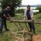 10.6.2012 Holzarbeiten