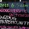 WAG DUG FUTUERSTICUNITY live at KOBE 6.5 2011