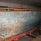 stuccatura dello scafo con epossidica