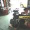 24インチ大径ホイール対応タイヤチェンジャー完備。