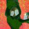 紅葉フクロウ