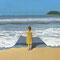 波のクロス (2014) 257×364 soldout
