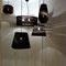 interieur - wellkarton als lampemmaterial