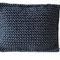 Strick-Filzkissen anthrazit 45 x 37 cm, Filzstoff 100% aus Merino-Wolle 3 mm Dicke, 65 Euro