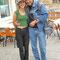 mit Sigis Freundin Karin