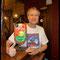 Marc de Grande (43 A HAWK) besuchte unser Stammtisch Lokal. Mittlerweile ist Marc uns ein guter und treuer Freund geworden !!!