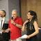Premiazione Premio Internazionale Caffè delle Arti, Roma, 17.06.2017 (foto CdA)