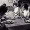 gemeinsames Essen in einem Langnauer Restaurant