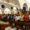 Misa en el Santuario