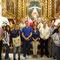 Despedida ante María Santísima de Araceli