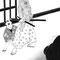 月刊ジェイ・ノベル掲載 『もんなか紋三捕物帳 桃太郎姫 第二話<茄子の花>』/井川香四郎・著/2015.9 実業之日本社