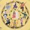 『南総里見八犬伝』GALLERY HOUSE MAYA 装画を描くコンペティションVol.17 入選作品
