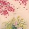 「雀秋草図」京都水族館 2012秋期PRポスター/2012.10 中野直樹広告事務所