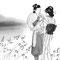 花影の花  大石内蔵助の妻 其之参