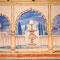 "Bühnenbild ""Tai Mahal"" (7,5 x 3 m) - im Fundus"
