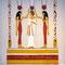 """Bühnenbild """"Die Krönung der Nefertari"""" (3,3 x 3 m) - im Fundus"""