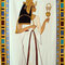 "Bühnenbild ""Königin Nefertari"" (2,5 x 1 m) - im Fundus"