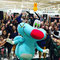 oggy le cafard centre commercial magasin rencontre photocall personnages officiels
