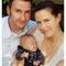 Richard *Kurti* mit Mama Mandy und Papa Sven