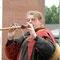 2 Blockflöten von Moeck, Tenor und Alt.