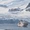 Hanseatic in der Antarktis