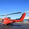 Heli für Grönlandrundflug