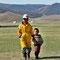 Unterwegs, Mongolei