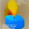 """Marianne Demmer """"Birne läuft über das Wasser"""" (2021) , digital art, Format bis DIN-A-0, Material: Druck auf Leinen, Acryl, Papier… Auflage 10"""