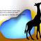 """Marianne Demmer """"kein Kamel in einer Oase"""" (2021), digital art, Format bis DIN-A-0, Material: Druck auf Leinen, Acryl, Papier… Auflage 10"""