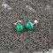 Marmor in hellblau/grün
