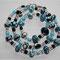Der erste Auftrag überhaupt: uralt-Perlen, neulich länger und heller aufgefädelt