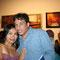 marielena Villarreal y Pepe Saldarriaga en ICPNA de la Molina