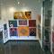 entrada a la galeria en el sotano 01 del ICPNA de la Molina