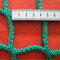 Netz 6cm: Maschenweite innen quer gemessen 4,5mm neu und liegend gemessen / 5,5cm wenn es befüllt ist.