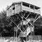 tour observatoire - bois résineux