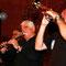 Schmackes Brass Brand, Borkumer Jazztage 2011, © Foto: Schiffner