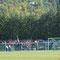 12 Ottobre 2008: la tifoseria vastese presente a Chieti nel derby vinto 0-1