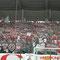 Stagione 2003/2004: la curva d'avalos durante la finale play off contro il bojano in serie D