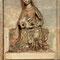Marienkirche, Dortmund - Gotische Madonna aus Sandstein, 76 cm hoch