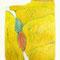 「働き者の帰りみち」 紙、アクリル、色鉛筆 30×20cm 2014