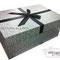 Brautkleidbox - Silver Deluxe
