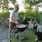 unser Grill-Maestro Arūnas