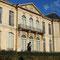La facciata posteriore del Palazzo Biron