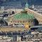 L'Opéra Garnier vu de Notre-Dame