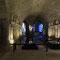 Vista generale della cripta
