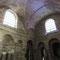 La salle du frigidarium des anciens thermes gallo-romains