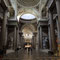 L'intérieur du Panthéon au niveau principal