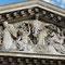 Le fronton du Panthéon