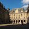 La corte d'onore della Sorbona